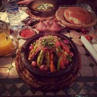 Photo taken at Restaurant Café Berbère Chez Brahim 1 by Etienne N. on 12/19/2015