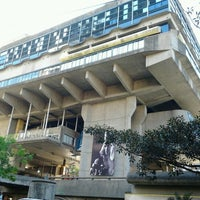 Photo taken at Biblioteca Nacional by Mariano M. on 11/3/2012