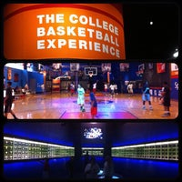 Photo taken at The College Basketball Experience by Andrew H. on 2/17/2013