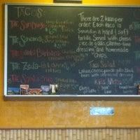 Photo taken at Cali Burrito by Ryan K. on 3/12/2013
