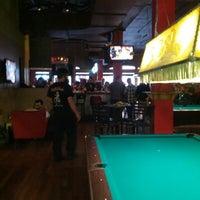 Photo taken at Buffalo Billiards by Nikolaus K. on 3/15/2013