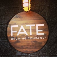 Photo taken at FATE Brewing Company by Patrick N. on 4/5/2013