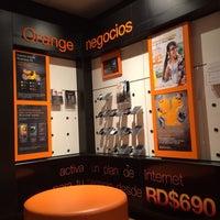 Photo taken at Orange by Diego F. on 2/21/2014