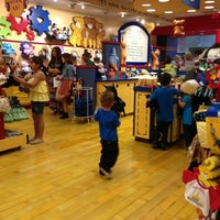 Photo taken at Build-A-Bear Workshop by Norm on 3/2/2013