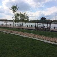 Photo taken at kazak gölü piknik alanı by Erkan D. on 4/21/2017