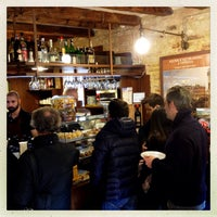 Photo taken at Osteria Al Squero by kypexin on 2/15/2014