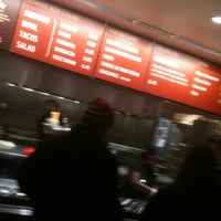 Photo taken at Chipotle Mexican Grill by David N. on 12/1/2012