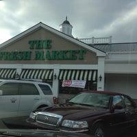 Photo taken at The Fresh Market by David N. on 12/11/2012