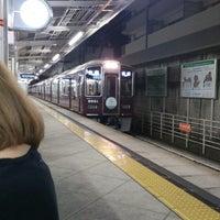 Photo taken at Hibarigaoka-hanayashiki Station (HK51) by Satoru T. on 4/5/2013