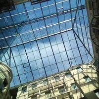 Снимок сделан в Hotel Indigo пользователем Dmitriy S. 5/25/2014