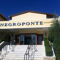 Photo taken at Negroponte Resort Eretria by Rym on 9/27/2012