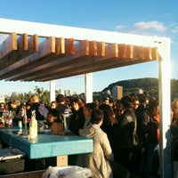 Photo taken at Terrasse - Ubisoft Montreal by Altino G. on 9/24/2016