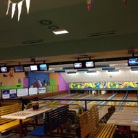 Photo taken at Bowling Castellano by Mauro B. on 9/27/2013