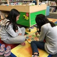 Photo taken at South San Francisco Main Library by Jenn on 10/13/2016