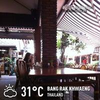 Photo taken at Silom Restaurant by LiBra G. on 1/21/2013
