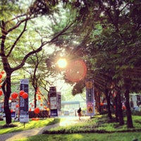 Photo taken at Universitas Pelita Harapan by rio o. on 8/23/2013