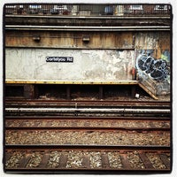 Photo taken at MTA Subway - Cortelyou Rd (Q) by Christopher G. on 3/22/2013