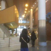 Photo taken at Baruch College - William and Anita Newman Vertical Campus by Steve M. on 11/9/2012