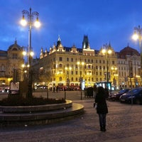 Photo taken at Republic Square by IlSalaSpace on 3/3/2013