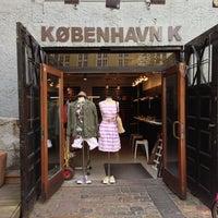 Photo taken at København K by Akemi on 6/8/2013