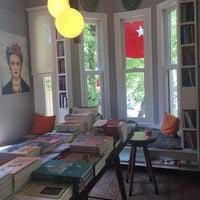 Photo taken at Nail Kitabevi & Kafe by Sevcan on 4/27/2018