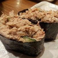 Photo taken at Sushi Zanmai by Melissa P. on 3/10/2013