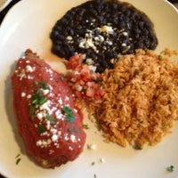 Photo taken at La Cantína Mexican Restaurant by Karin on 3/7/2013