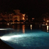 Photo taken at Punta Cana by Sandro on 1/10/2013
