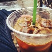 Photo taken at Ca Phe Vn's Saigon Street Cafe by Euy Suk K. on 10/5/2013