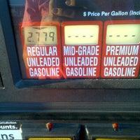 Photo taken at Kroger Fuel by Michelle W. on 12/18/2012
