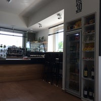 Photo taken at Bistro NO 30 by Petr K. on 8/10/2014