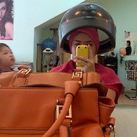Photo taken at Strawberry Hair Studio by Izyan B. on 7/26/2014
