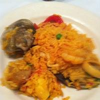 Photo taken at El Hipopotamo Restaurant & Delicatessen by Lydia G. on 6/3/2013