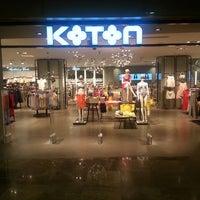 Photo taken at Koton by Alper A. on 5/30/2014