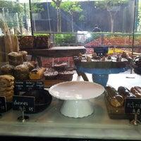 Photo taken at Wildflour Café + Bakery by Eva P. on 8/3/2013