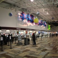 Photo taken at Nashville International Airport (BNA) by Scott W. on 1/1/2013