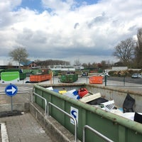 Photo taken at Recyclagepark | Containerpark Lovendegem by Jorn U. on 4/5/2016