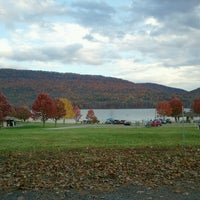 Photo taken at Bald Eagle State Park by Elliot on 10/20/2012