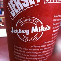 Photo taken at Jersey Mike's Subs by T S. on 1/7/2013