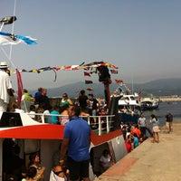 Photo taken at Puerto De Cabo De Cruz by Mar Vieiro on 7/16/2013