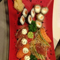 Photo taken at Drink Sushi by Paula on 7/3/2013