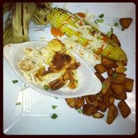 Photo taken at Brix & Stone Gastro Pub by Ashley on 9/15/2012