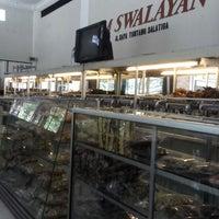 Photo taken at RM Swalayan by Fajar K. on 11/9/2013