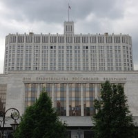 Photo taken at Russian Government Building by Олег on 5/18/2013