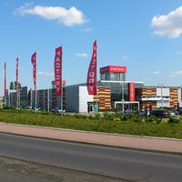 Photo taken at Factory Outlet by Marek on 7/8/2013