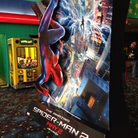 Photo taken at Marquee Cinemas Orchard 14 by Desmond  on 5/3/2014