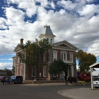 Photo taken at Tombstone Courthouse State Historic Park by Steve on 11/21/2016