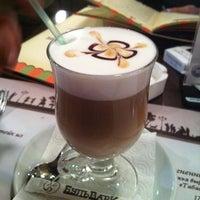 Снимок сделан в БульВар Кафе пользователем Anastasiya F. 12/29/2012