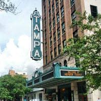 Photo taken at Tampa Theatre by Brendan N. on 10/5/2012