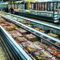 Photo taken at Woodman's Food Market by Brendan N. on 11/18/2012